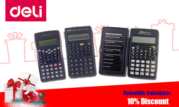 Deli Calc Scientific