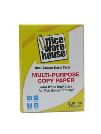 Copy & Multi-Purpose Paper
