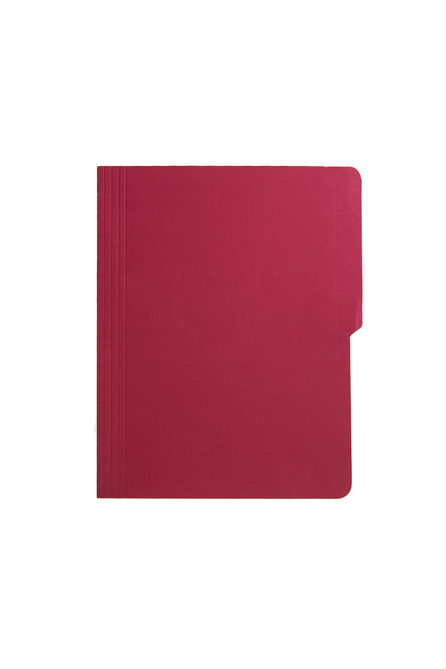 Contrade Folder Red Letter