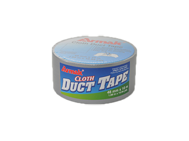 Armak Duct Tape Silver 48mm x 10m