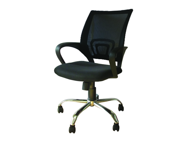 Task Chair 8014 Mesh Fabric Black