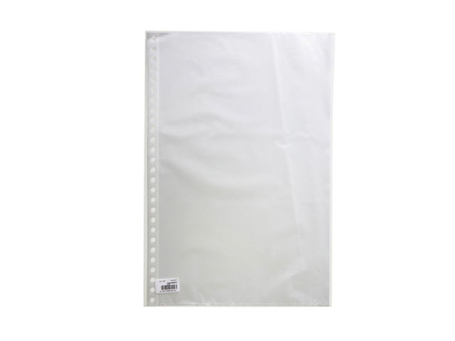 Jodric Clear Book Refill 10pcs Clear 27H  Legal