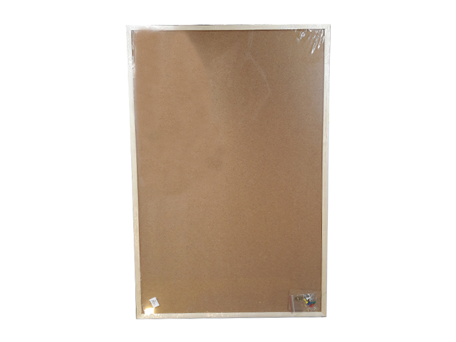 Acura Corkboard Wooden Frame 2x3 Office Warehouse Inc