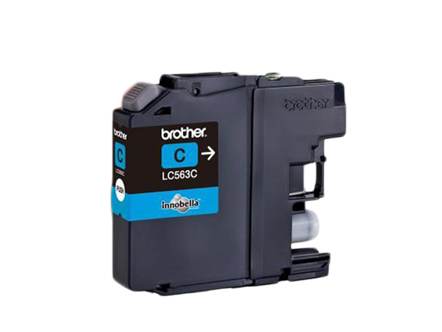 Brother Ink Cartridge LC-563 Cyan
