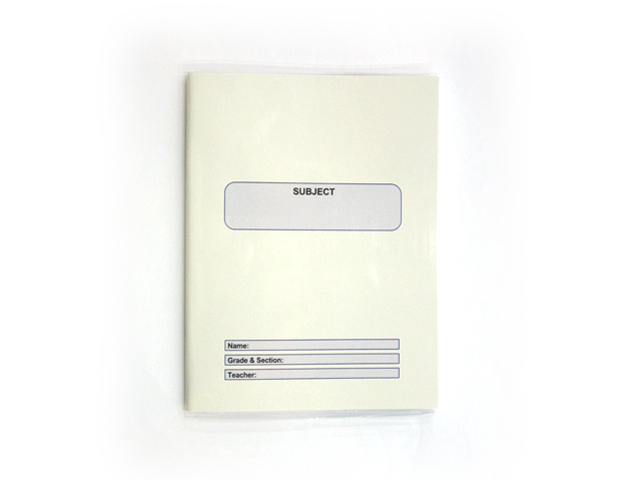 Office Warehouse Notebook Writing Ccoded w/Plastic 80/Leaves