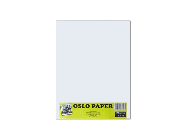 Office warehouse oslo paper white 9 x 12 20 pack office Coloring book for adults national bookstore price