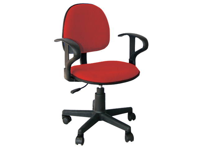 Secretarial Chair STM-1005H-F Red