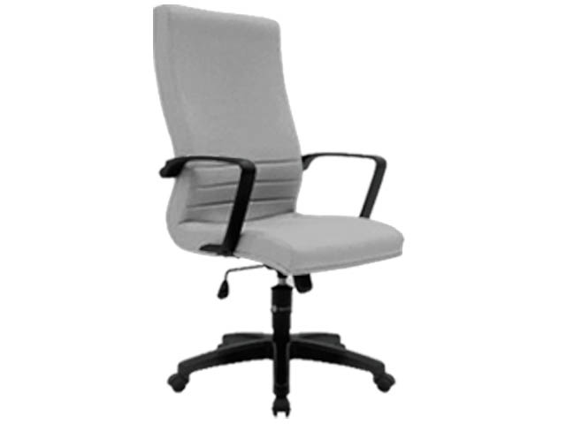 Executive Chair Si 01 Hi Back Dgry