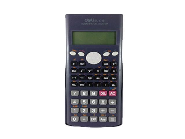 Deli Calculator Scientific 1710