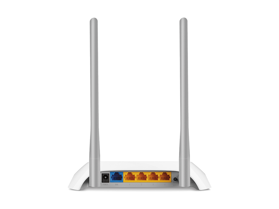 TP-Link Router WR840N Wireless 300mbps