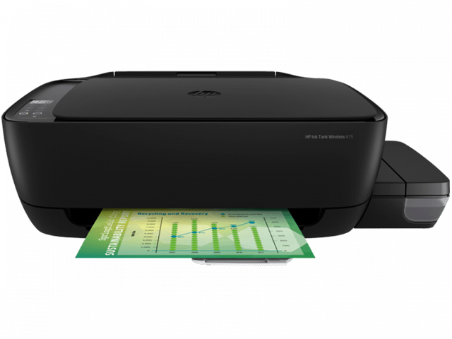 HP Printer Ink Tank 415 Wireless All-in-One
