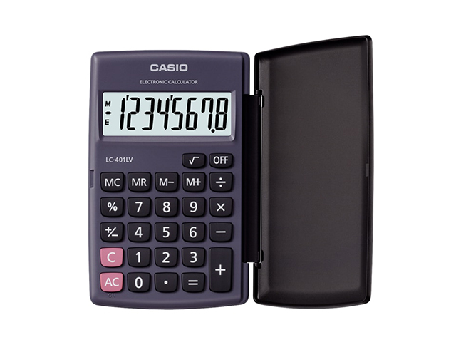 Casio Calculator LC-401LV