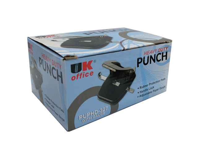 UK Office Puncher PHD-237 2 Hole Heavy Duty 7cm