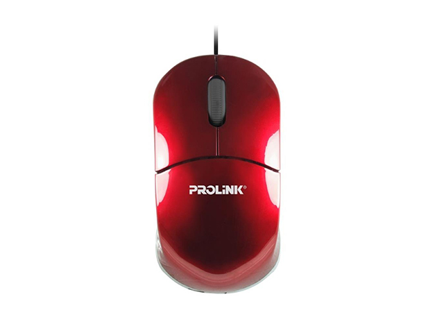 Prolink Mouse USB PMC1001 Red