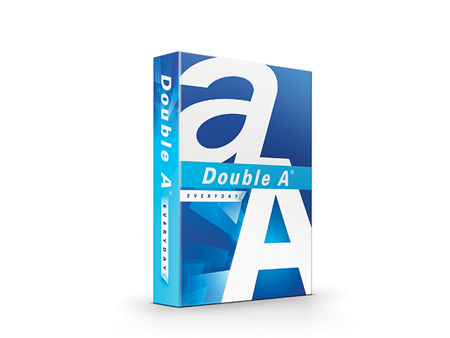 Double A Everyday Copy Paper A11/Letter 70gsm/s20 with FREE Highlighter or Notebook