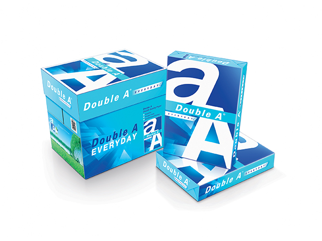 Double A Everyday Copy Paper F4/Legal 70gsm/s20 with FREE Highlighter