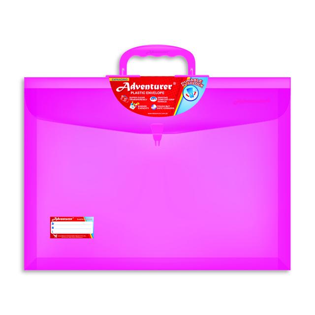 Envelope Plastic E19LWH Pushlock Legal | Office Warehouse, Inc