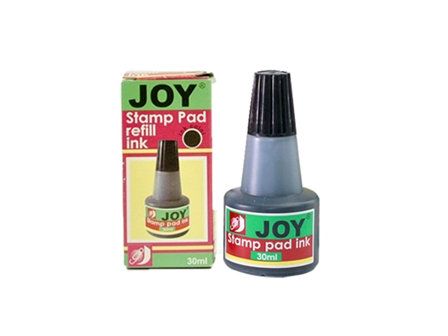 Joy Ink for Stamp Pad Black 30ml