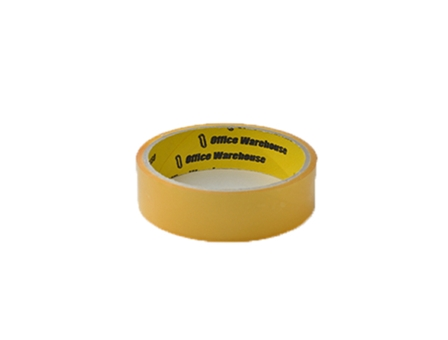 Office Warehouse Celo Tape 3core Yellow 24mm/20m