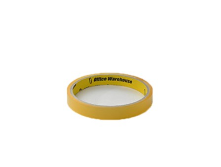 Office Warehouse Celo Tape 3core Yellow 12mm/20m