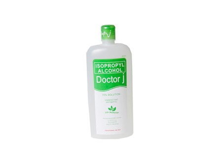Doctor J Alcohol Isopropyl 70% 500ml