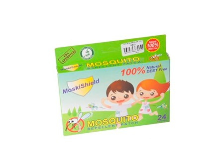 Mosquito Repellent Patch 8 24/pack