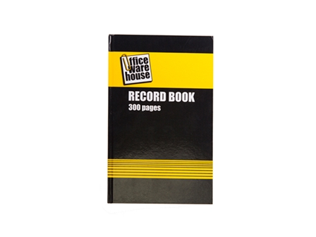 Office Warehouse Record Book 300 pages 7 x 11
