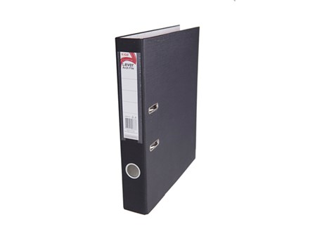 Eagle Archfile 9308EPP/ECO Black A4 2