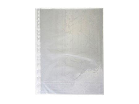 Clear Book Refill 10pcs Clear 23H A4