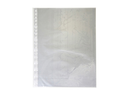 Clear Book Refill 10Sheets Clear 23H A4
