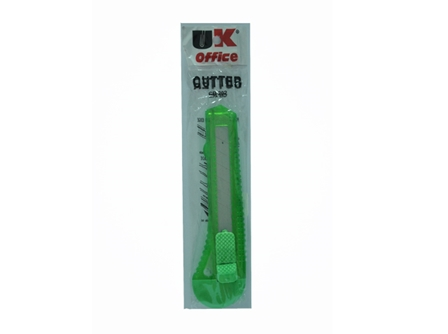 UK Office Cutter CB-202 Plastic 3/4 x 4 in.