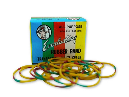 Everlasting Rubberband #1 Round Multicolor 50gms
