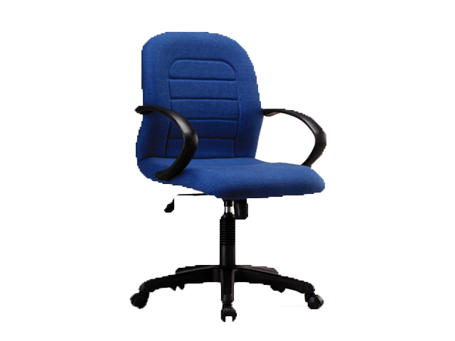 Executive Chair ER-03F-W Blue