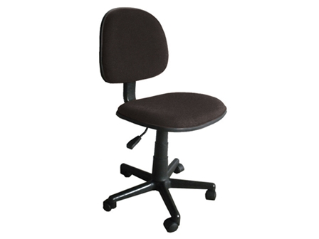 Secretarial Chair STM-1005W-F Black
