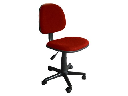 Secretarial Chair STM-1005W-F Red