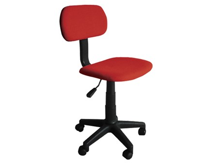 Secretarial Chair STM-1001W-F Red