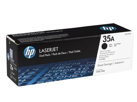 HP Toner CB435 Black