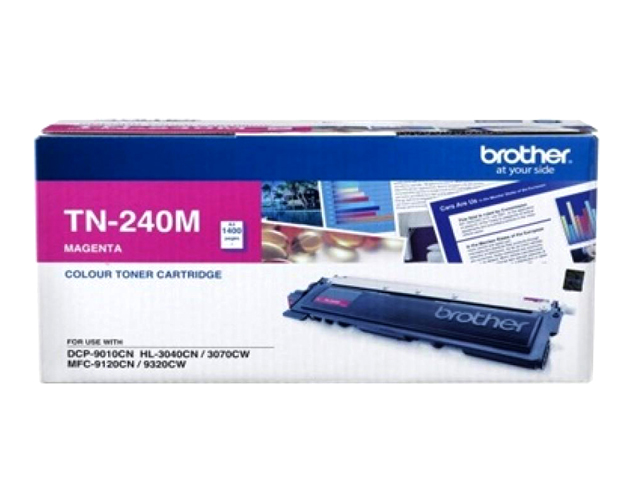 Brother Toner TN-240 Magenta
