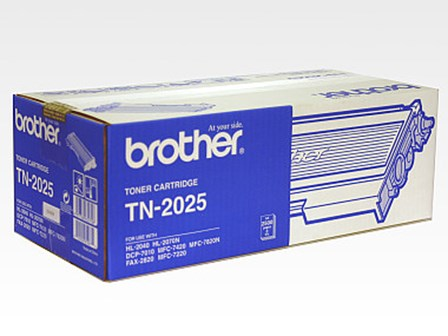 Brother Toner TN-2025 Black