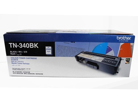 Brother Toner TN-340 Black