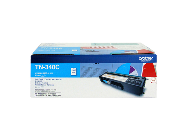Brother Toner TN-340 Cyan
