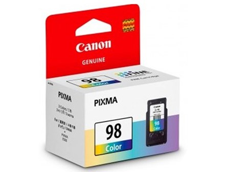 Canon Ink Cartridge CL-98 Colored 15 ml