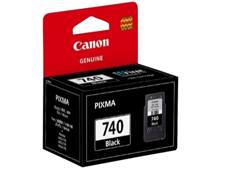 Canon Ink Cartridge PG-740 Black 8 ml