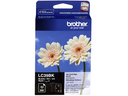 Brother Ink Cartridge LC-39 Black