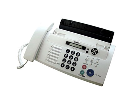 Brother Fax Machine 878 Plain Paper