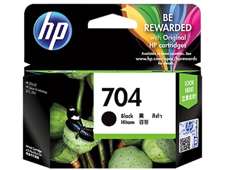 HP Ink Cartridge CN692 Black
