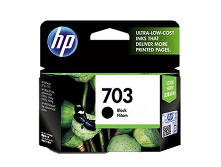 HP Ink Cartridge CD887AA Black