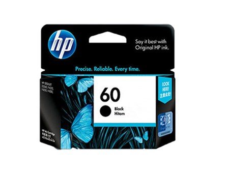 HP Ink Cartridge CC640 Black