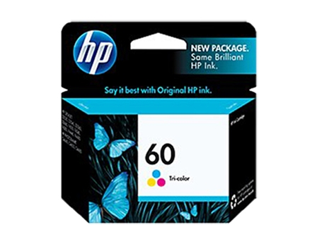 HP Ink Cartridge CC643 Colored