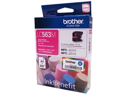 Brother Ink Cartridge LC-563 Magenta